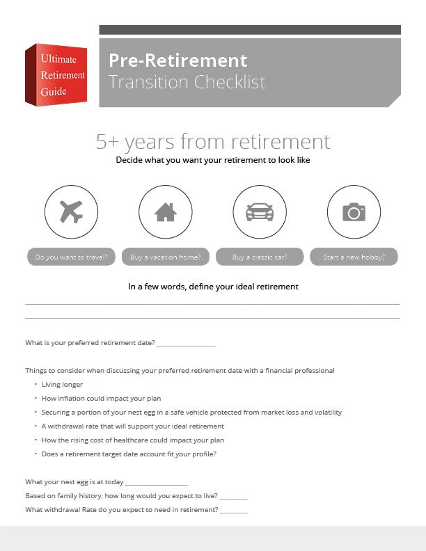download retirement preparedness guide retirement